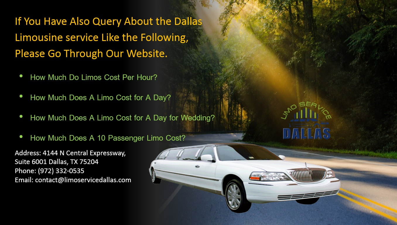 How to Overcome the Stress of Wedding? - Limo Service Dallas